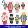 Relojes Geneva Flores Platinum Hkwatch Colores Pulsera Damas watch