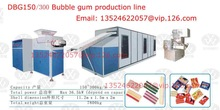 automatic Chewy gum production machine