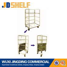 4 wheels useful logistics moving cart