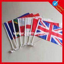 decorative polyester union jack car flag