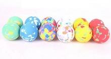 Cheap best sell popular style eva foam bowling balls