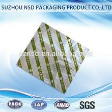 anti-static plastic aluminum foil packaging bag