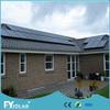 250W 185W 190W 195W All Black Solar Panel use on roof solar system