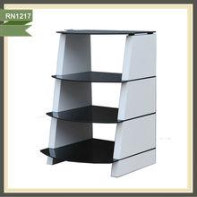 modern creative unit designed wood tv cabinet RN1217
