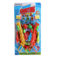 regalo para los niños de la lucha contra la diversión y seguro promoción abs paintball pistola de juguete con en71