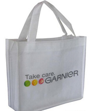reusable promotional nonwoven shopping bags