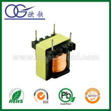 EE10 vertical transformer,transformer bushing