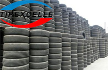 wholesale used tyres/tires in bulk exported to Africa
