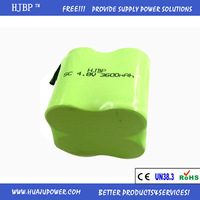 lithium polymer battery charger 14v lithium ion battery pack NIMH3.6A4.8V batterirs