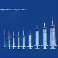 best selling products medical disposable sterilized injection syringe with needle