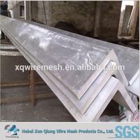 standard size of mild steel angle bar