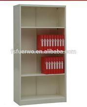 cheap design steel library furniture bookshelf