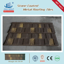 ISO certified Residential steel roof sheets india decra roofing shingle