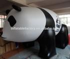 4m inflatable Panda ,China Panda model ,giant panda