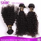 6A wholesale kinky curly human hair weft,cheap human hair weaving, remy human hair extensions