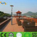 2014 reciclado madeira prancha de plástico / WPC board / Composite decks