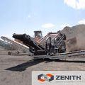 Zenith alemão técnica melhor- venda de concreto móvel britador