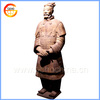 2014 antique chinese clay figurines for home decor/ christmas gift