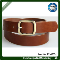 PU Leather Formal Ladies Belt Manufacturer