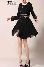 2014 Women Coat And Skirt Slim Woolen For Beauty Mature