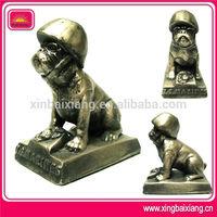bulldog statue,phoenix statue,happy buddha statue