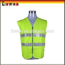 Yellow Safety Vest Reflective Vest