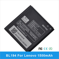 1500mah BL194 Battery for Lenovo A288T A520 A690 A298t A710E S686 A530