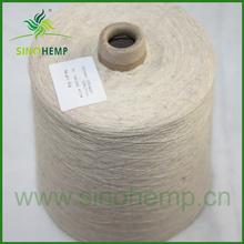 Eco-friendly high quality hemp 24nm long spinning yarn