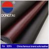DONGTAI imitation crocodile leather made in china