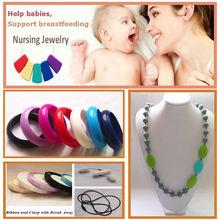 Non-toxic Teething Newborn Baby Jewelry