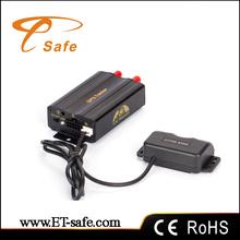 GPS Tracker tk103b real time tracking / fuel monitoring / engine cut / fleet management