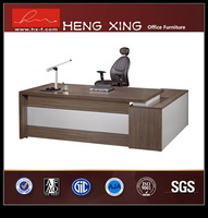Contemporary hot sell hpl pictures of executive desk