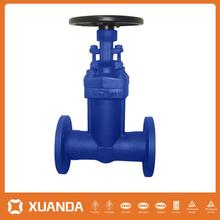 mini size jis 10k cast iron gate valve DN125 5 INCH