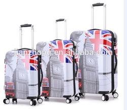 2014 Classic Design Crown Suitcase With Good Design