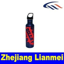 leakproof water bottle design sports drinking bottle ss plastic water bottle