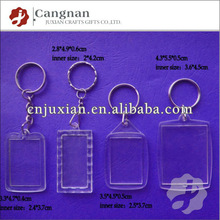 promotion key chain parts