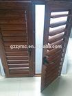 Aluminum roller shutter louver casement wondow and roller shutter casement window and wood window carving