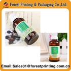 Adhesive Commodity Label/Shampoo Label /Cosmetic Label