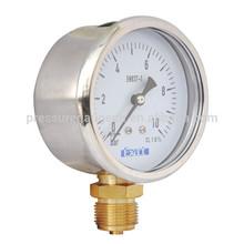 High Quality Bar/Psi Pressure Gauge Manometer