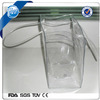 Clear PVC bottle outdoor promotional beer cans cooler sleeve