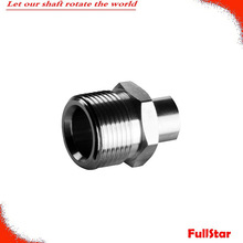 Types of dn25 Stainless Steel Hex Pipe Shaft Coupling