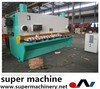 shearing machine for stainless sheet cutting