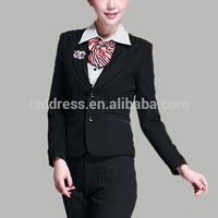 2014 Wholesale Alibaba China popular office uniform designs for women