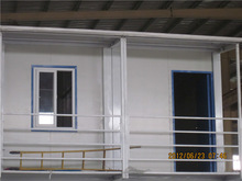 comfortable feeling ce & b.v.multilayer living container house