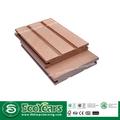 compuesto de plástico al aire libre del wpc pisos de madera