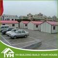 Hot! China casa pré-fabricada/casa pré-fabricada com dois quartos