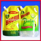 custom printing liquid spout bag