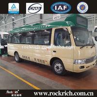 19 Seats Fuel Supplied Electricity HK RHD Mini Bus