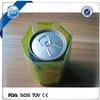 Food Grade Custom Cooling portable bottle cooler