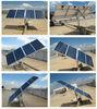 dual axis solar tracker free shipping by fedex
